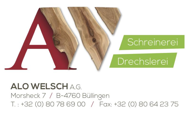Logo A. Welsch AG