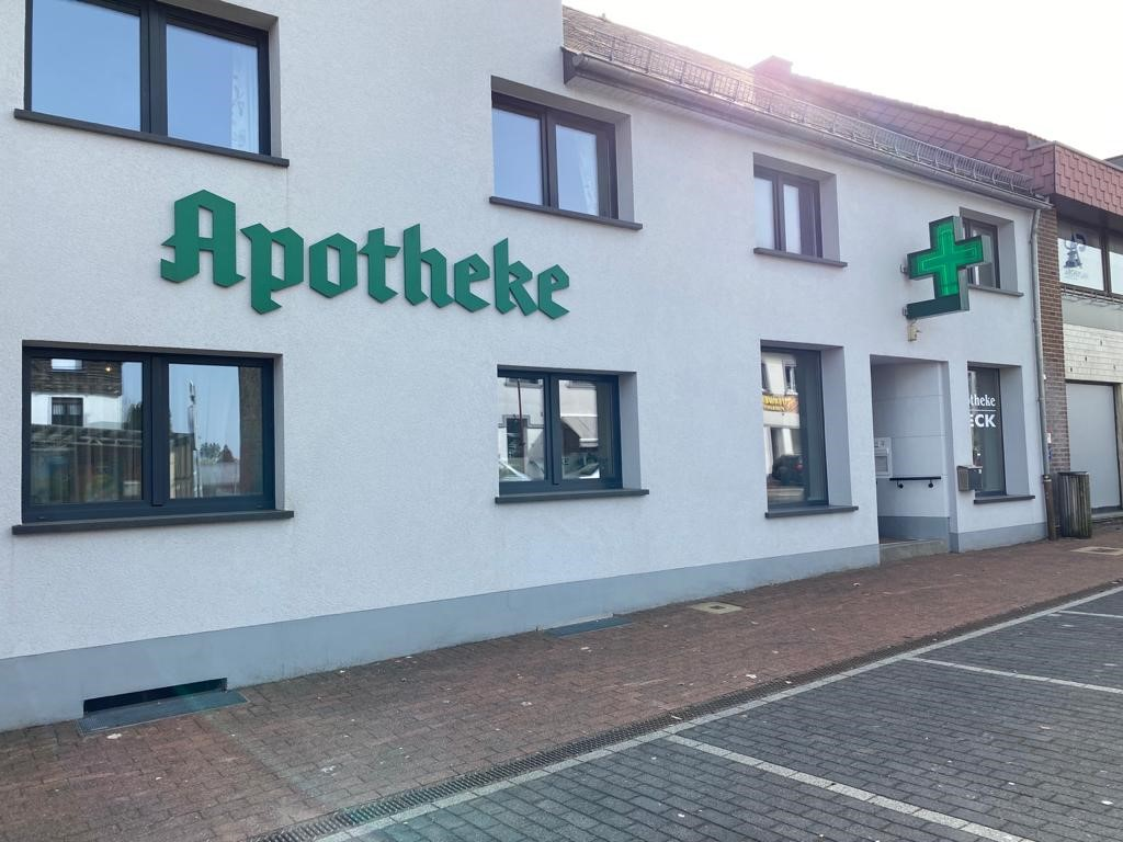 Logo Apotheke Heck