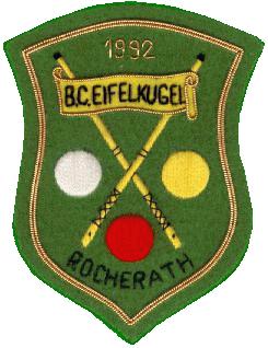 Logo Billardclub Eifelkugel Rocherath VoG