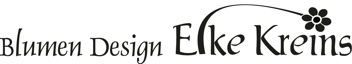 Logo Blumen Design Kreins Elke