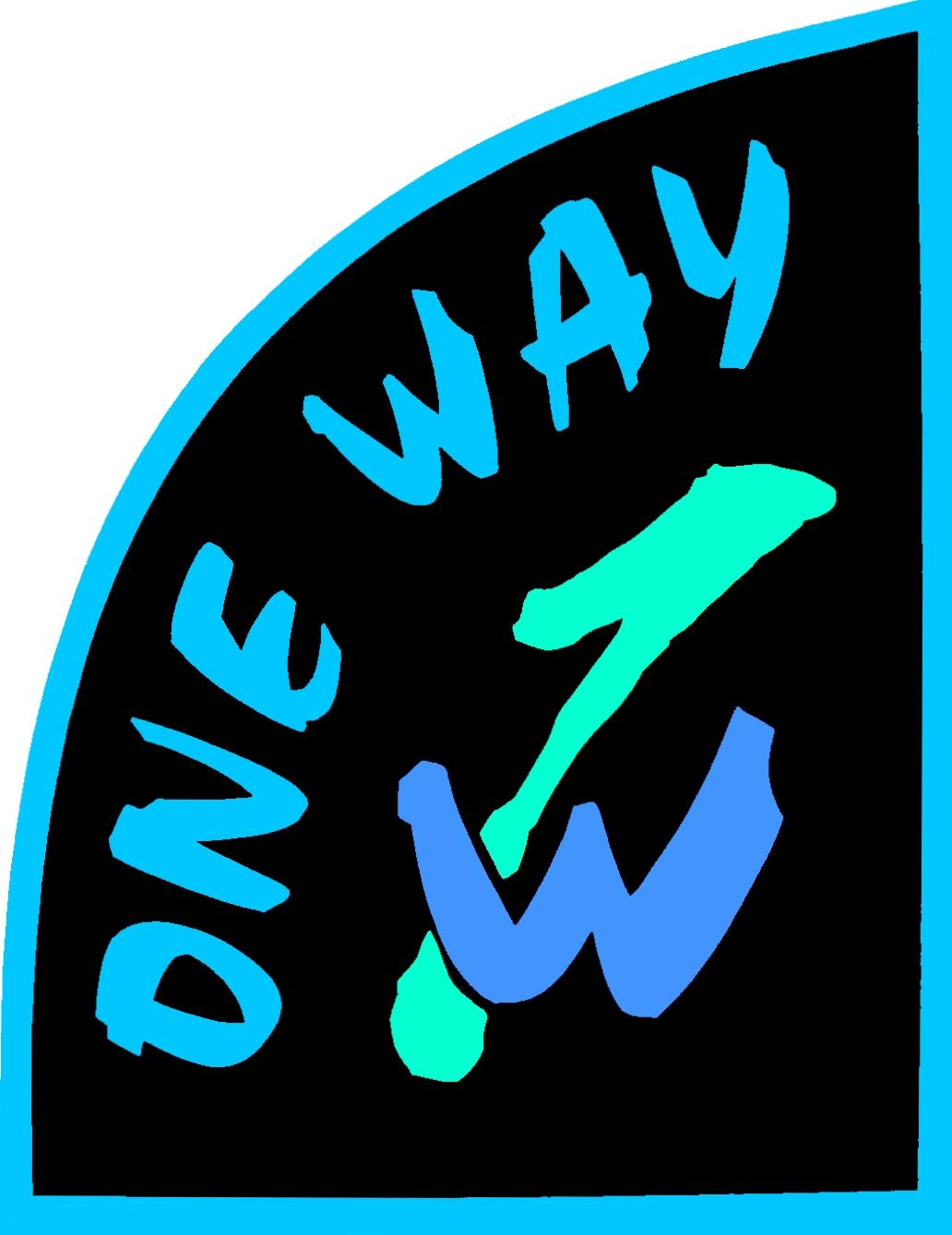 """Logo Café """"One Way"""""""