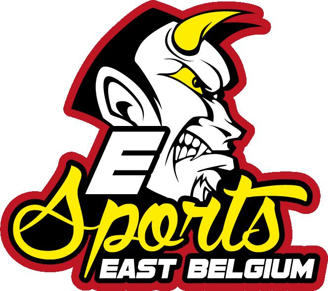 Logo E-Sports East Belgium VoG