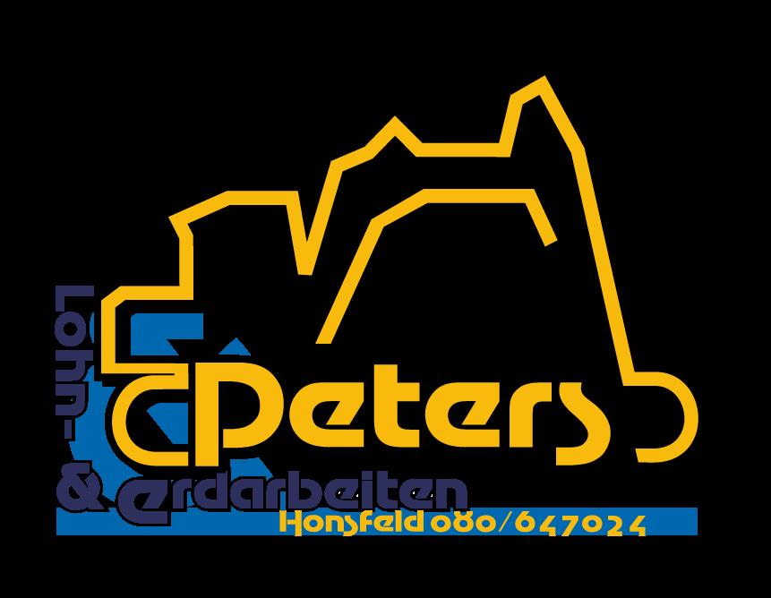 Logo Erdarbeiten Peters