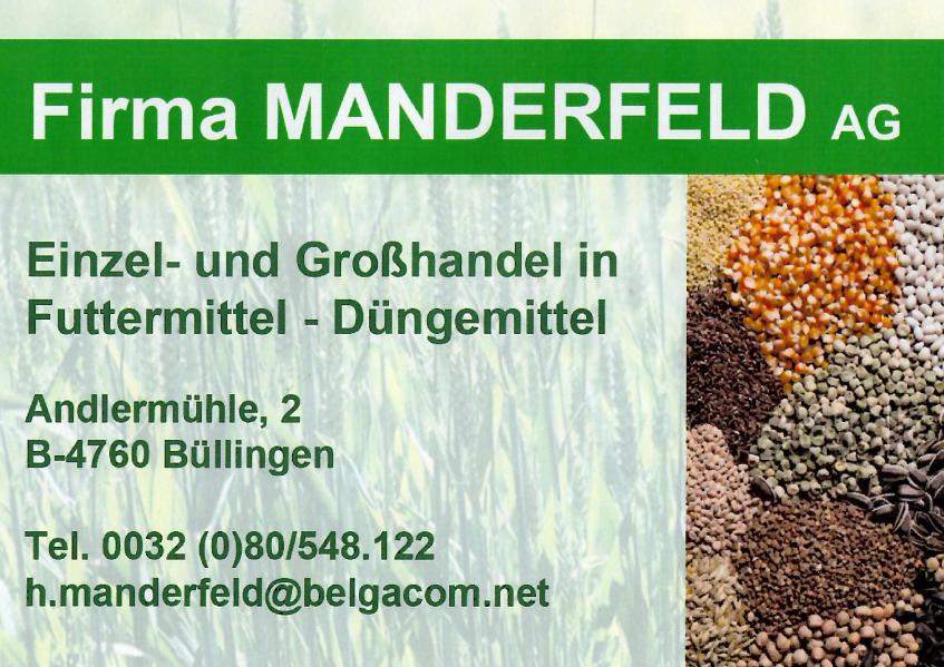 Logo Firma Manderfeld AG