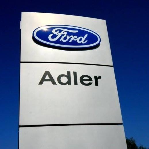 Logo Garage Ford Adler