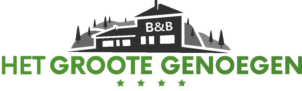 Logo B&B Het Groote Genoegen