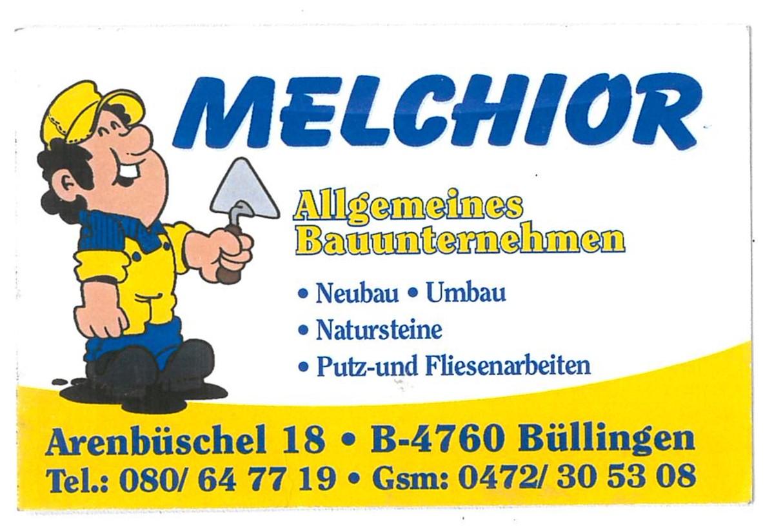 Logo Allgemeines Bauunternehmen Melchior
