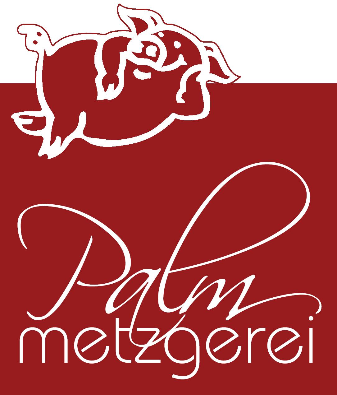 Logo Metzgerei Palm