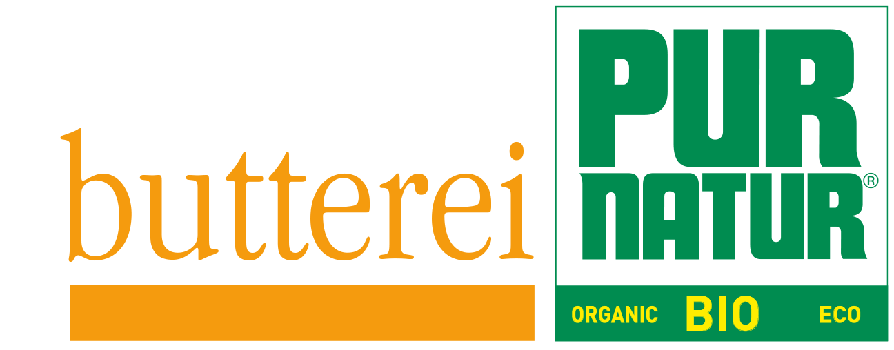 Logo Butterei Pur Natur