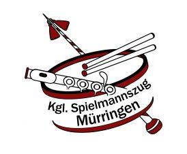 "Logo Kgl. Spielmannszug ""St. Aloysius"" Mürringen"