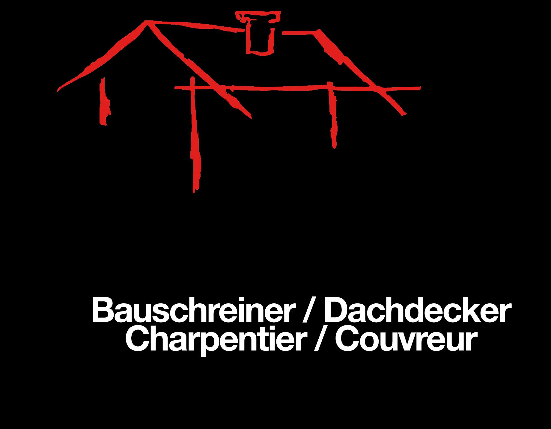 Logo Bauschreiner/Dachdecker Tangeten Siegfried