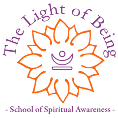 Logo The Light of Being Schule für spirituelles Bewusst-Sein