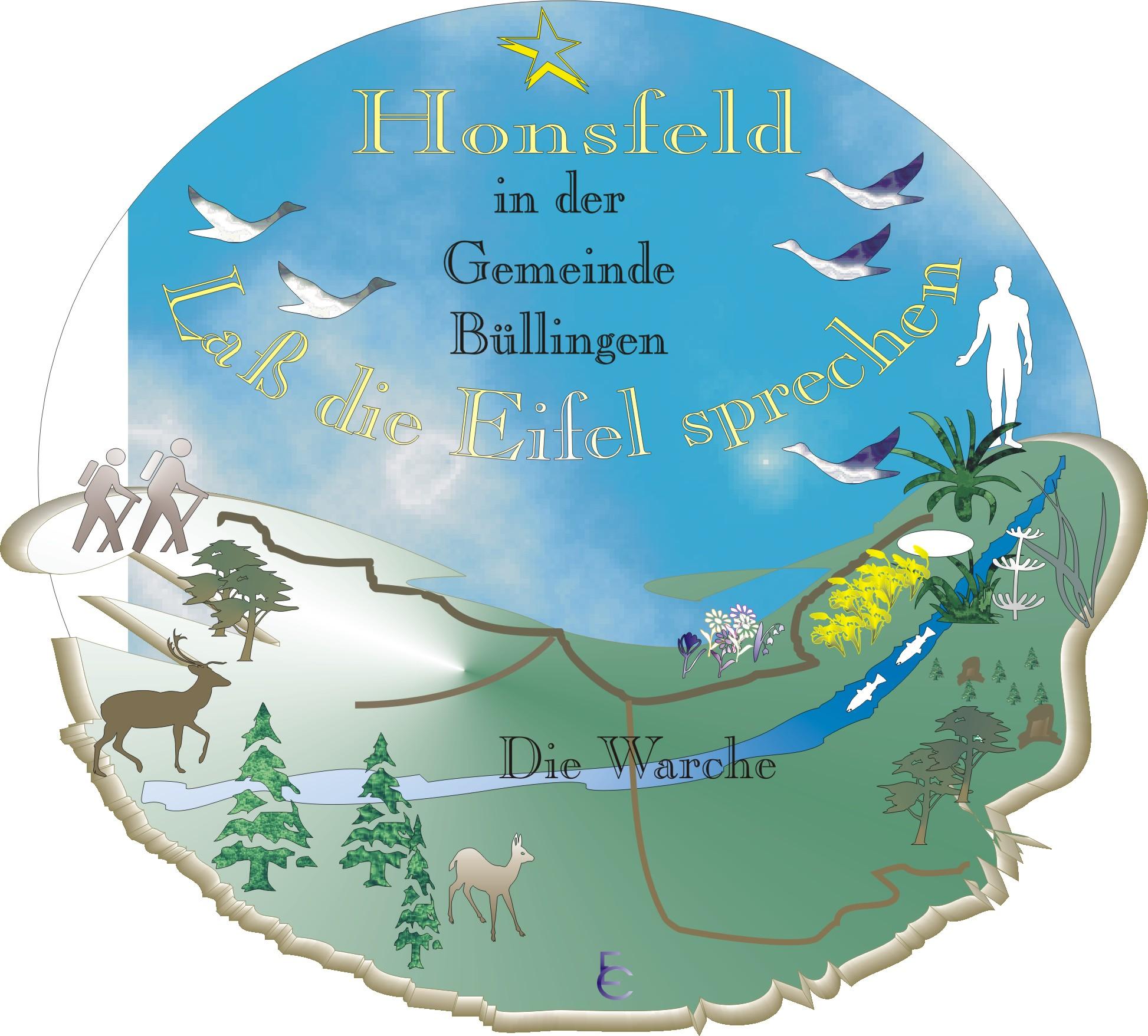 Logo Verschönerungsverein Honsfeld
