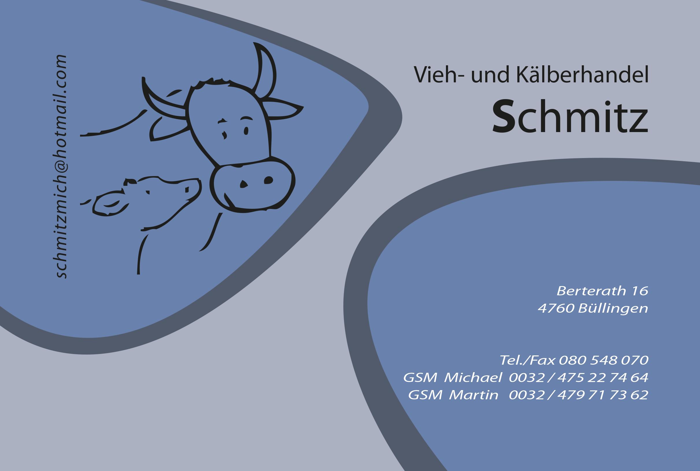 Logo Vieh- und Kälberhandel Schmitz