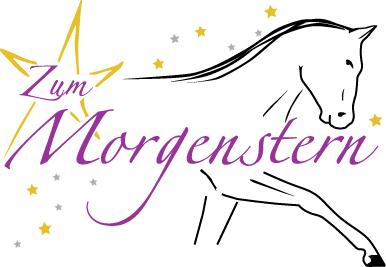 "Logo Ponyzucht ""Zum Morgenstern"""