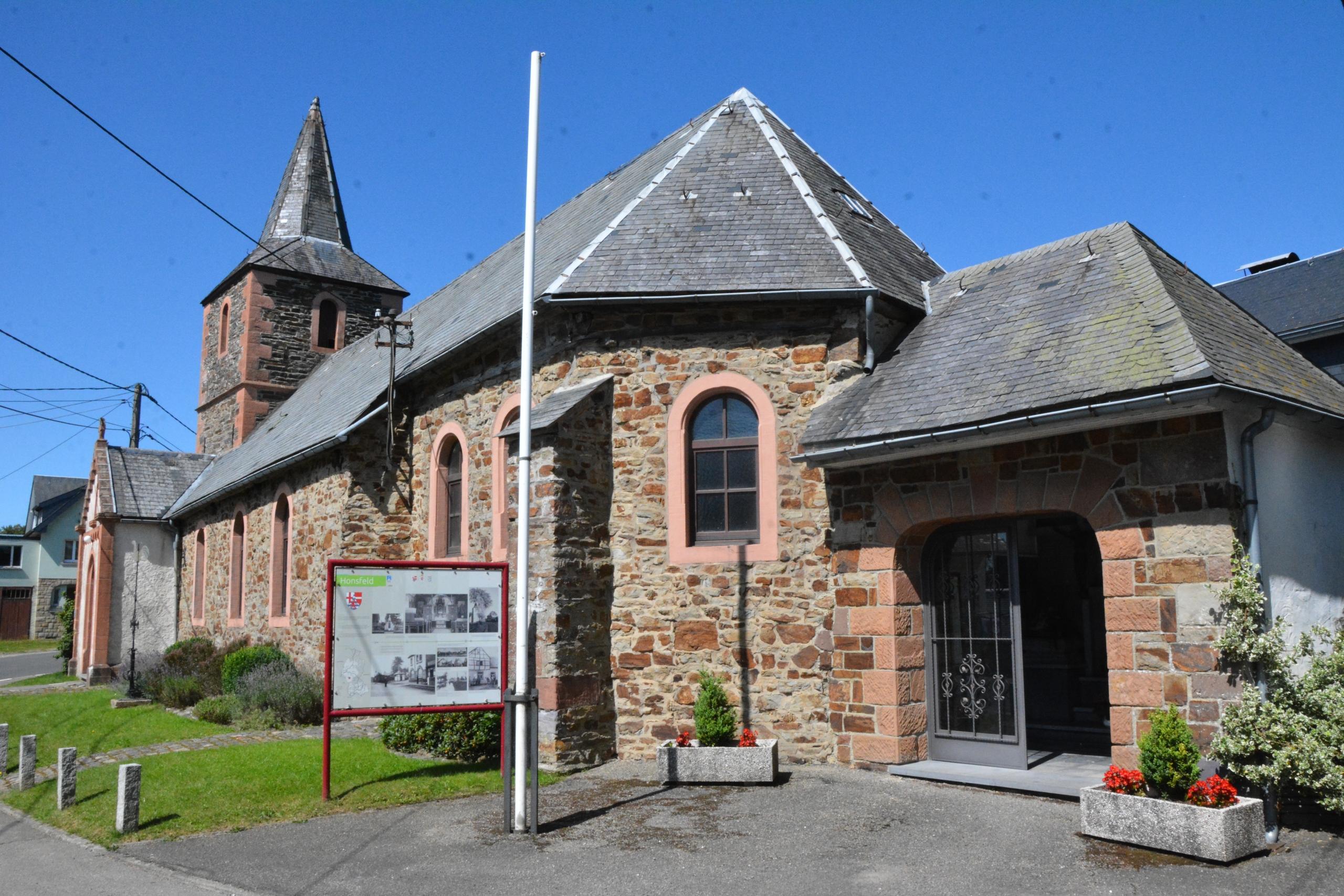 Logo Kirchenfabrik Honsfeld
