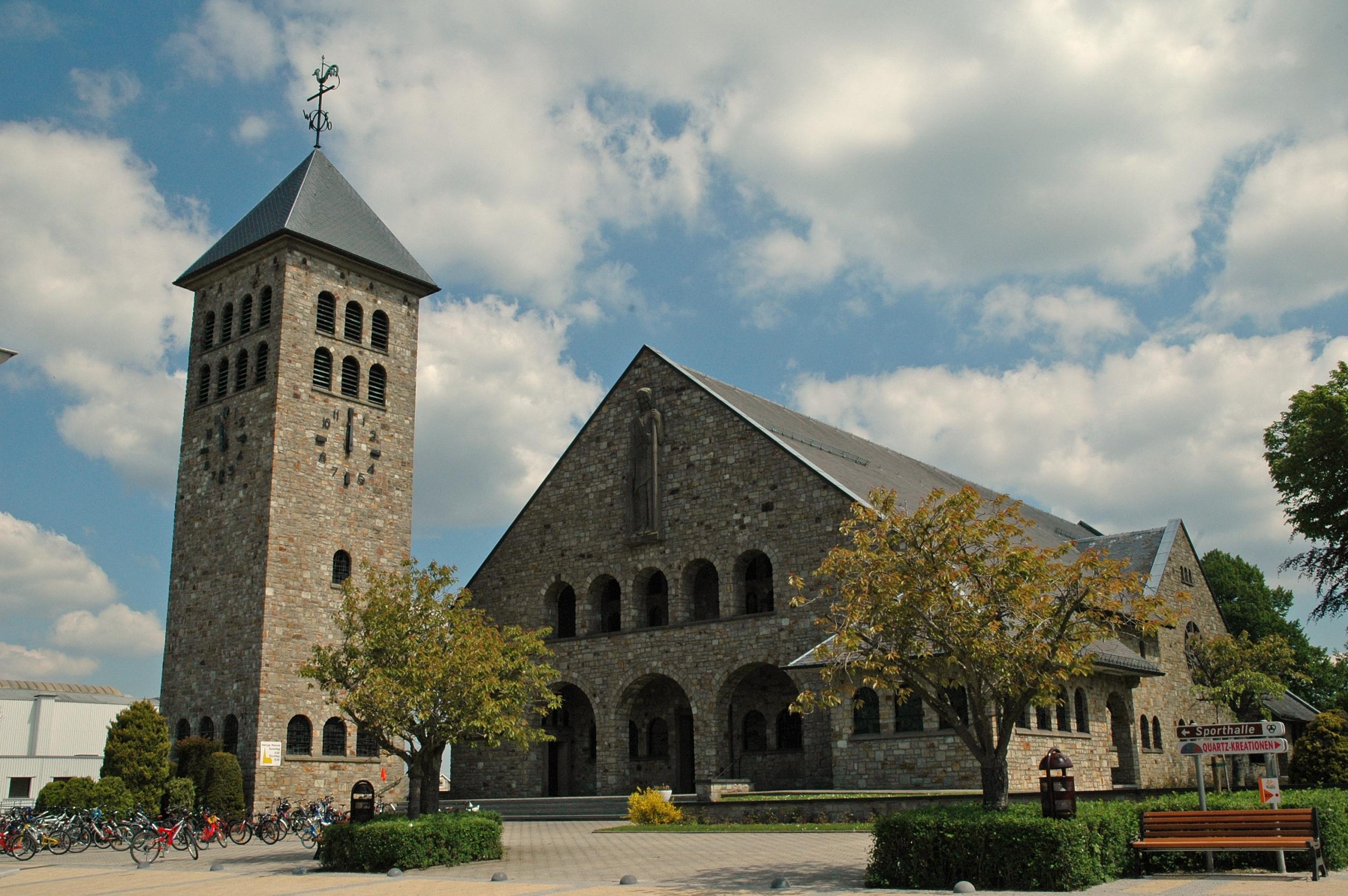 Logo Kirchenfabrik Rocherath-Krinkelt