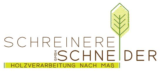 Logo Schreinerei Schneider GmbH